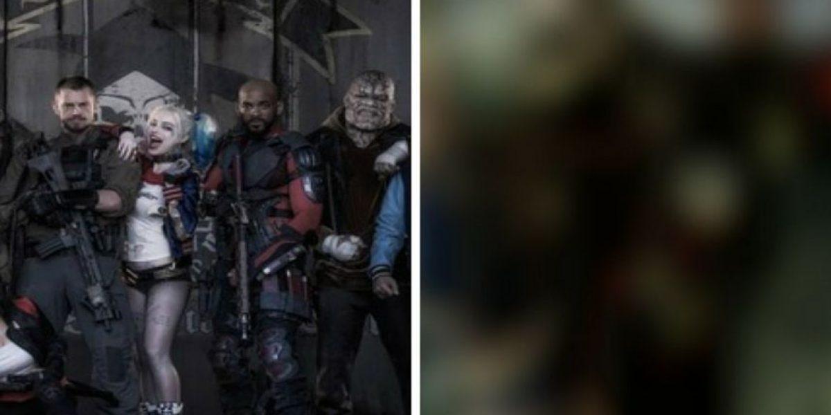 Comparten nueva foto de los villanos de