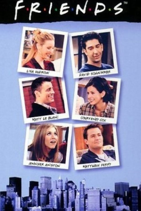 """""""Friends"""" es una exitosa serie de televisión estadounidense Foto:IMDb. Imagen Por:"""
