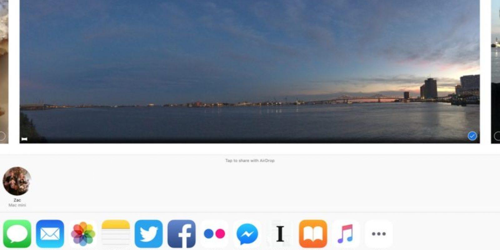 * Es posible duplicar Live Photos. Foto:vía 9to5Mac.com. Imagen Por: