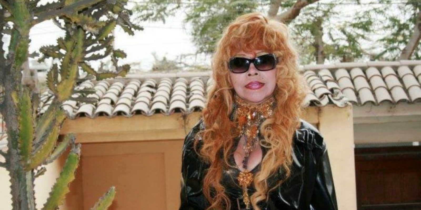 En 2010 lanzó su segundo disco de tecnocumbia Foto:Tigresa del Oriente/Facebook. Imagen Por: