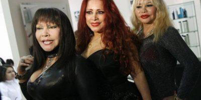 De hecho, para 2001 protagonizó una película Foto:Tigresa del Oriente/Facebook. Imagen Por:
