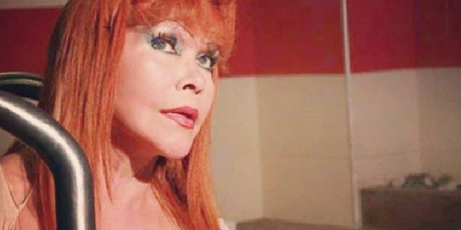 Llegó a conocer a personalidades como Celia Cruz Foto:Tigresa del Oriente/Facebook. Imagen Por: