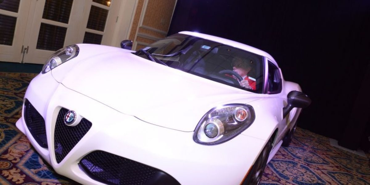 Alfa Romeo regresa P. R. con nuevo modelo deportivo