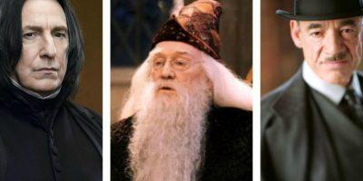 Él es Alan Rickman Foto:Harry Potter Wikia. Imagen Por: