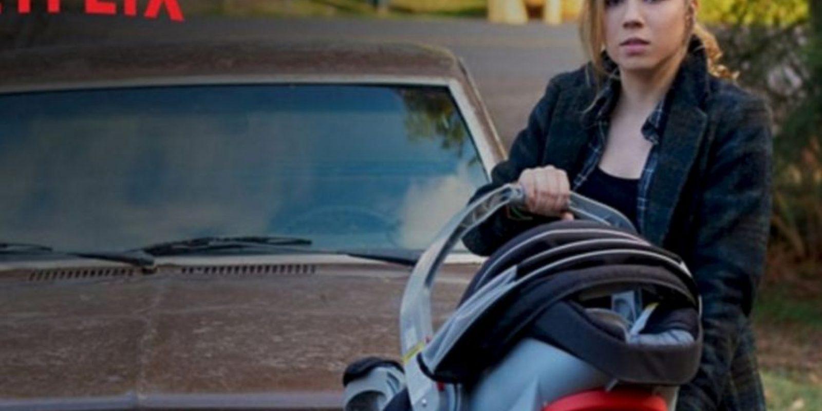 """Protagonizada por Jennette McCurdy como """"Wiley Day"""", la serie trata sobre una adolescente embarazada que vive en una ciudad de Pretty Lake y que enfrenta una misteriosa enfermedad que está matando a los mayores de 21 años. Foto:Netflix. Imagen Por:"""