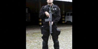 Es un apuesto teniente del Batallón de Operaciones Especiales en Brasil. Foto:Vía Instagram/LuciusCarvalho. Imagen Por: