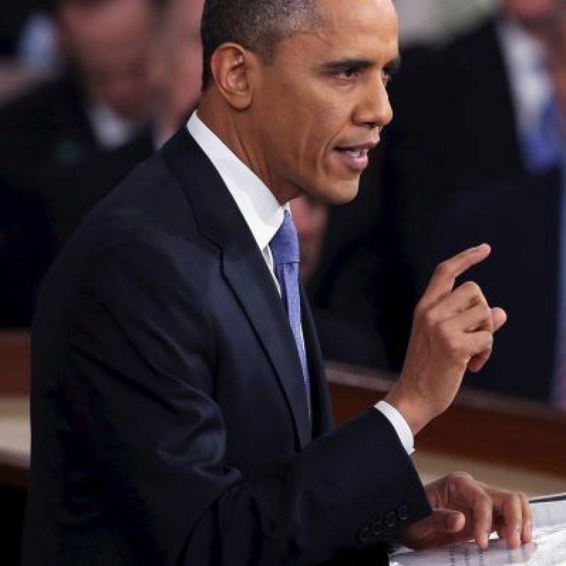 Para 2013, el mandatario cumplió sus 52 años. Foto:Getty Images. Imagen Por: