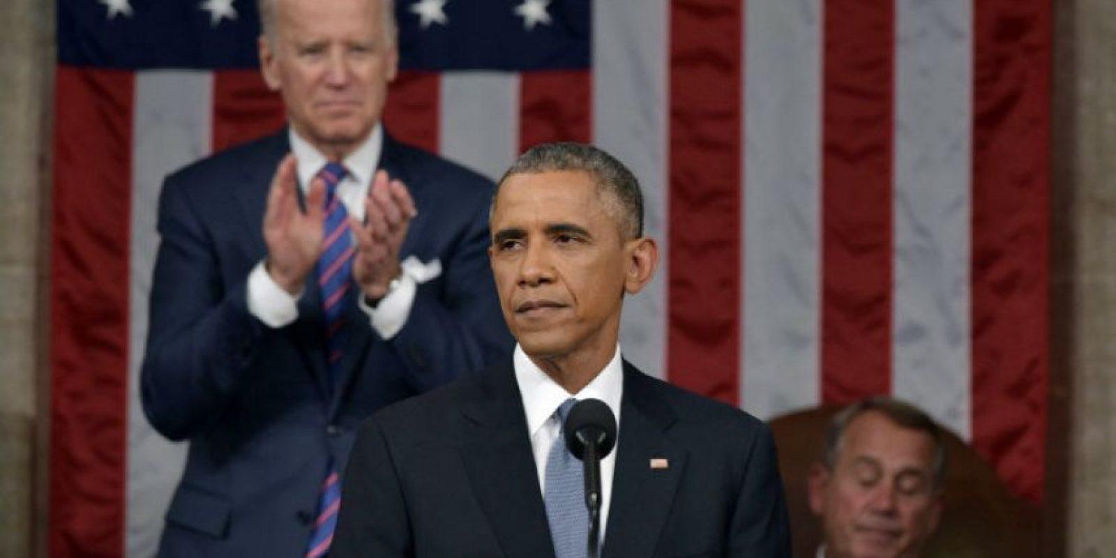 La administración Obama dio el paso histórico con el que dejo atrás 35 años de hielo con Irán. Foto:Getty Images. Imagen Por: