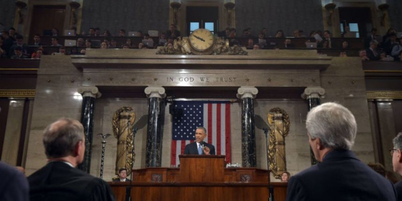 Barack Obama nació el 6 de agosto de 1961 y se convirtió en Presidente a sus 47 años. Foto:Getty Images. Imagen Por: