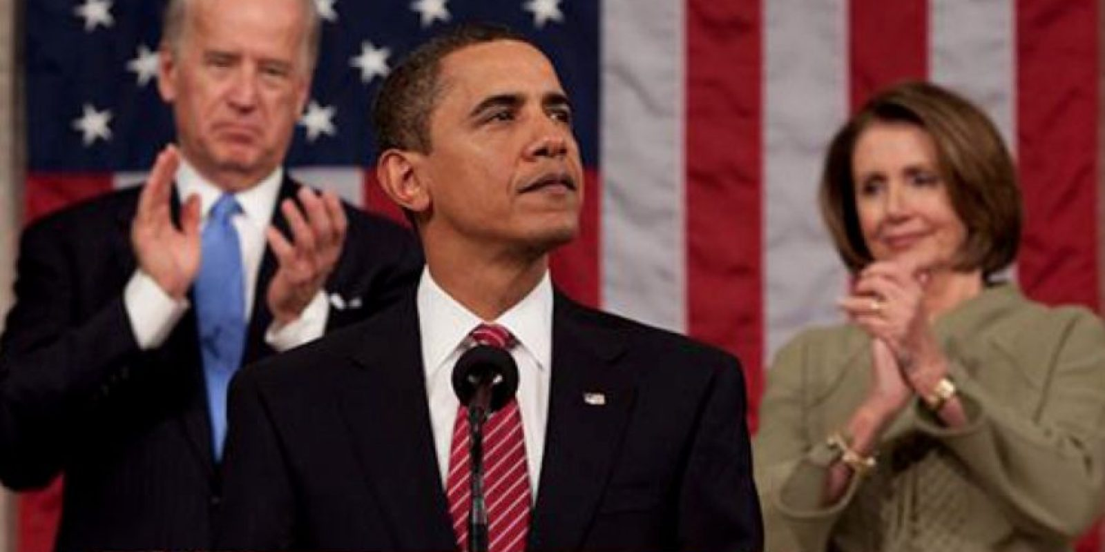En 2009 dio su primer discurso del Estado de la Unión frente al Congreso del país. Foto:Wikipedia.org. Imagen Por: