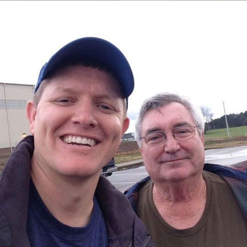 Destin Sandlin es un ingeniero de Alabama. Es conocido por su canal de contenido educativo SmarterEveryDay Foto:Instagram. Imagen Por: