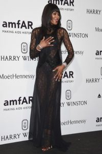 Naomi Campbell Foto:Getty Images. Imagen Por: