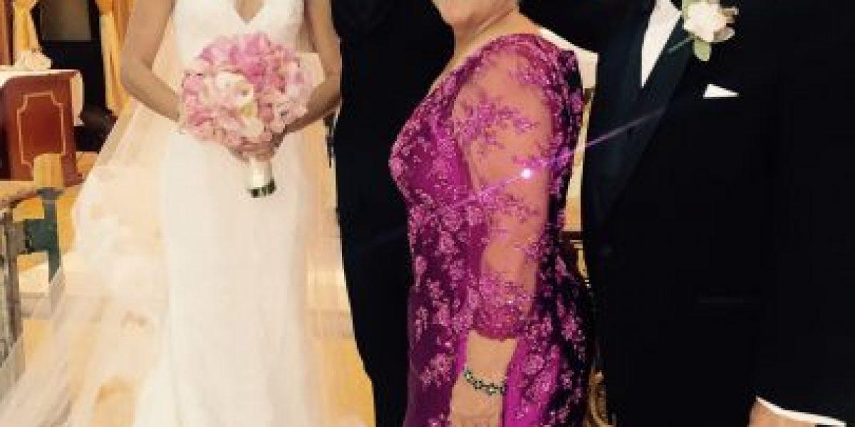 Se casa hija de la alcaldesa de Ponce