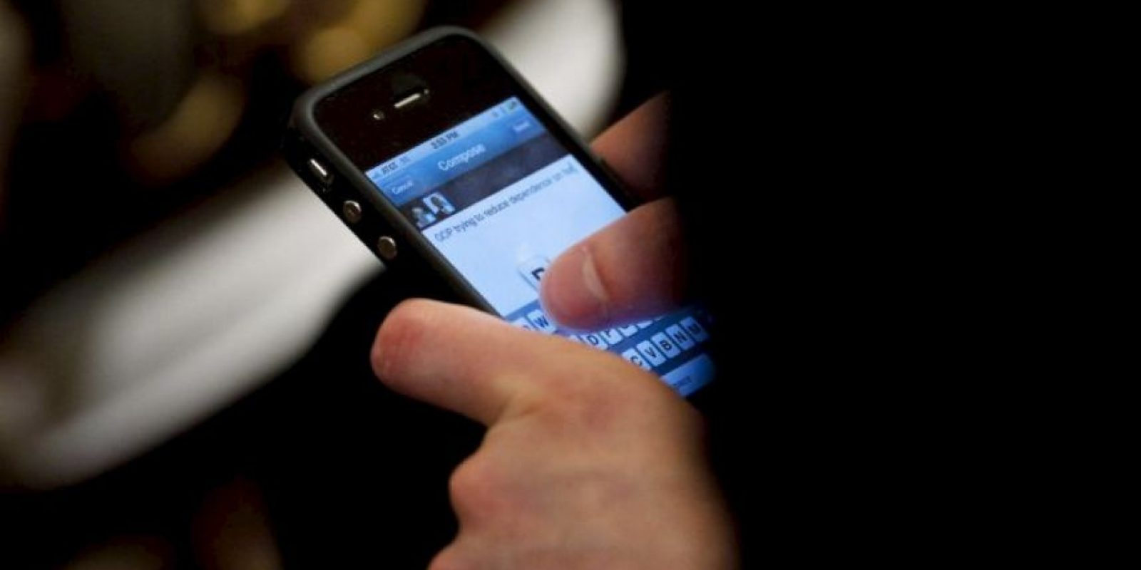 Que se refiere a la ansiedad o miedo irracional a quedarse sin acceso al celular. Foto:Getty Images. Imagen Por: