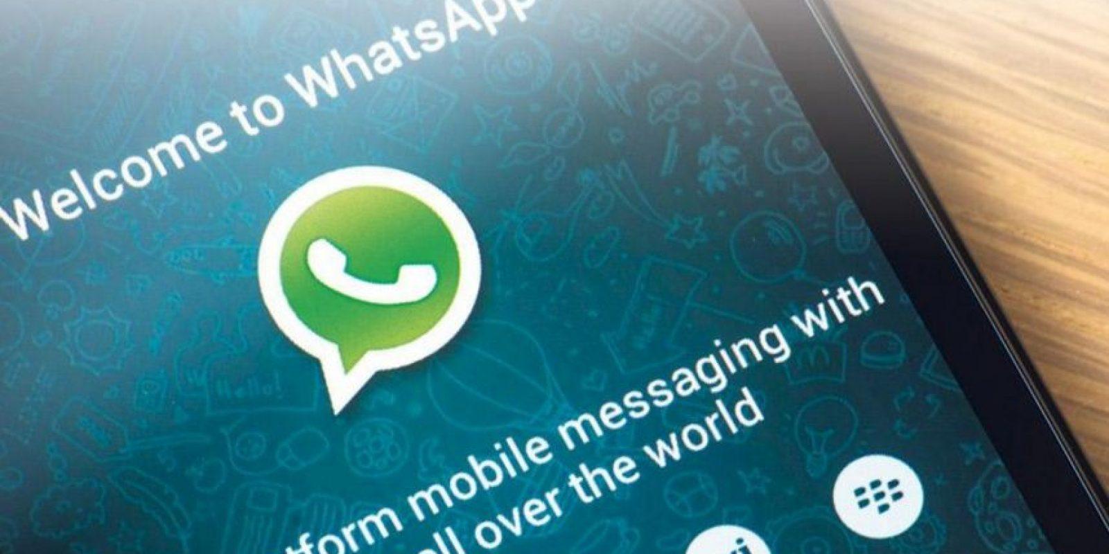 4. 72% de los usuarios registrados revisa su WhatsApp diariamente. Foto:vía Pinterest.com. Imagen Por: