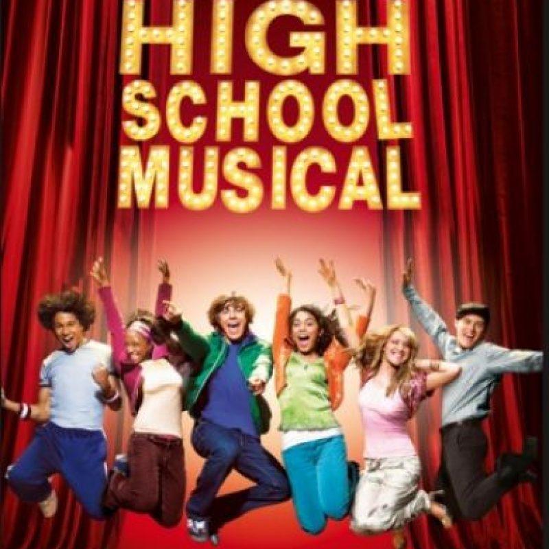 """High School Musical"" Foto:Disney. Imagen Por:"