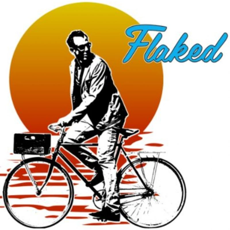 """FLAKED"". Primera temporada disponible a partir del 11 de marzo. Foto:Netflix. Imagen Por:"