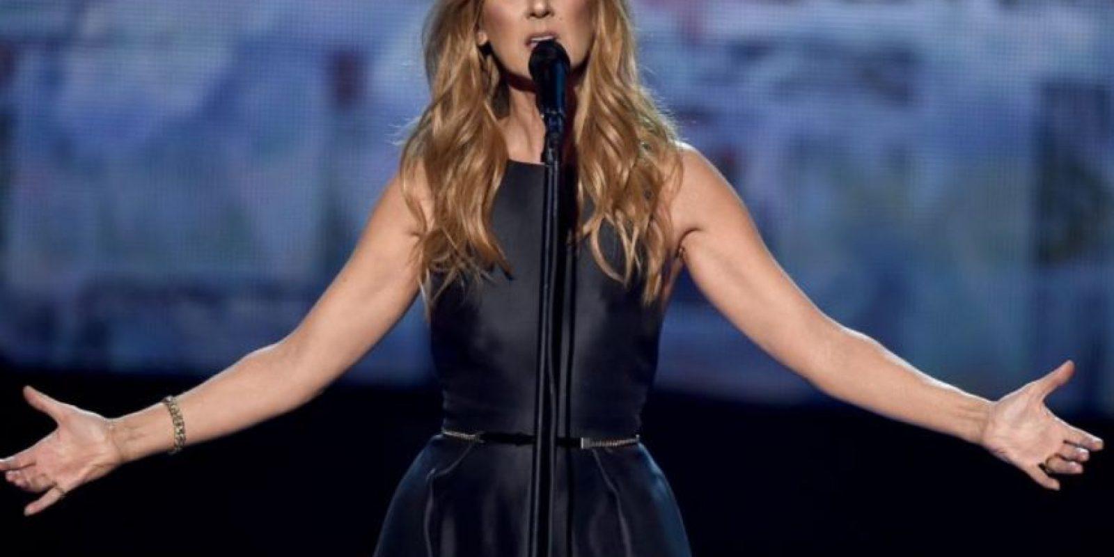 Celine no cantará en el funeral de su esposo. Foto:Getty Images. Imagen Por:
