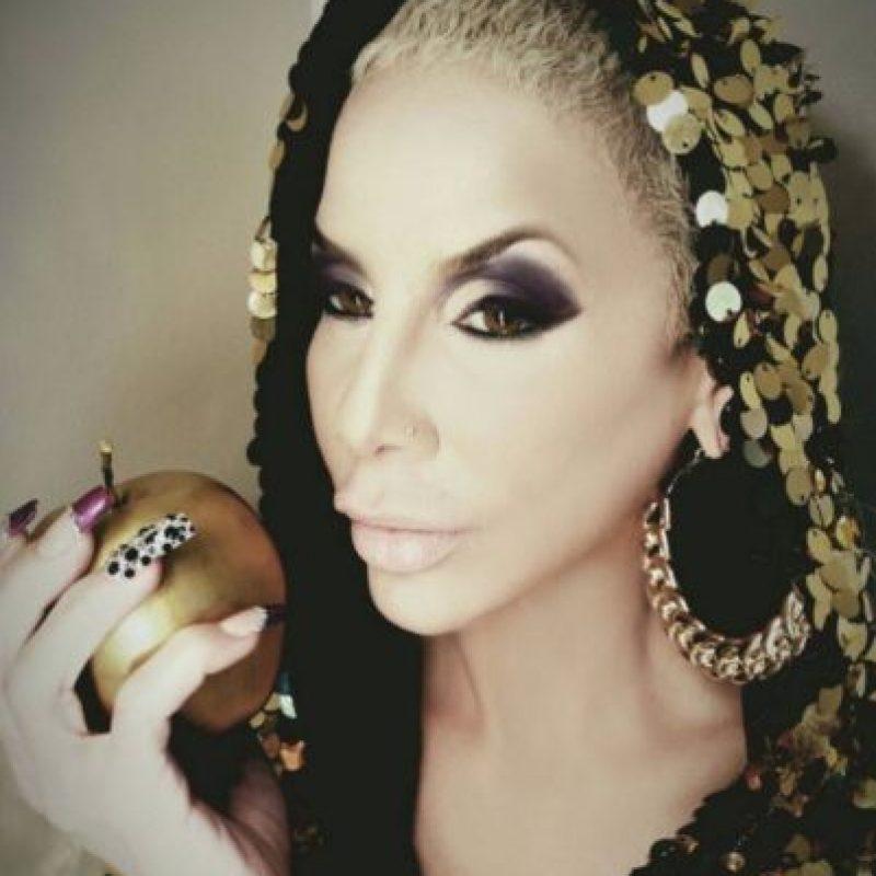 """Siempre ha sido statement. Foto:vía Facebook/Ivy Queen """"La Diva"""". Imagen Por:"""