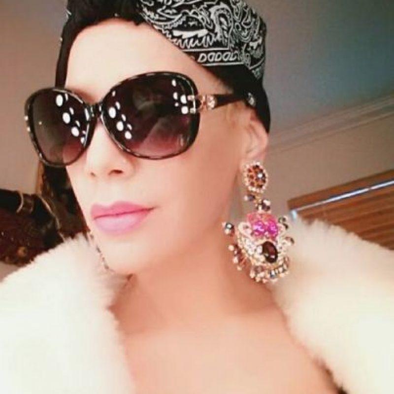 """Y ha decidido cambiar de look radicalmente. Foto:vía Facebook/Ivy Queen """"La Diva"""". Imagen Por:"""