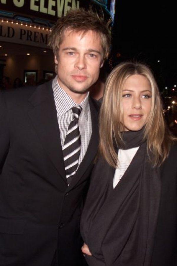 Lo de Brangelina es historia, pero Brad Pitt no sintió nada de remordimiento al dejar a Jennifer Aniston. Foto:vía Getty Images. Imagen Por: