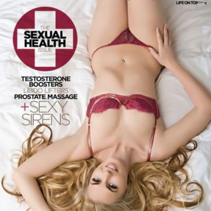 La revista fue fundada en 1965 en el Reino Unido, aunque pronto empezó a venderse también en los Estados Unidos. Foto:Vía Penthouse.com. Imagen Por: