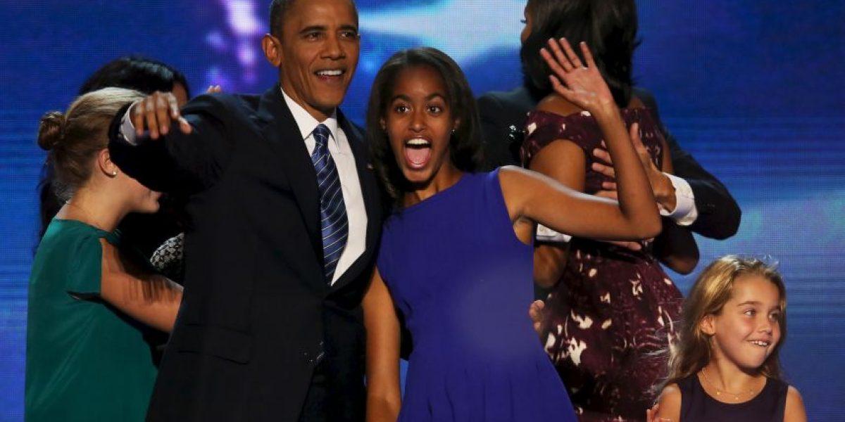 Obama rechaza hablar en graduación de su hija