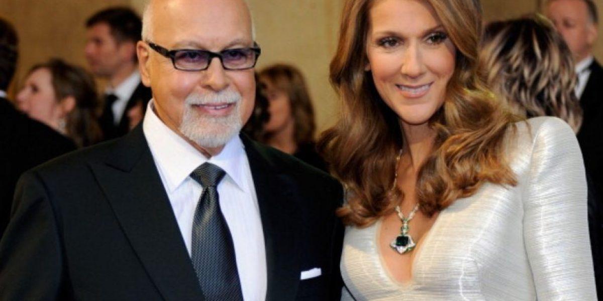 Reaparece a la luz pública Celine Dion tras la muerte de su esposo