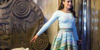 """Michele se hizo famosa por """"Glee"""". Foto:vía FOX. Imagen Por:"""