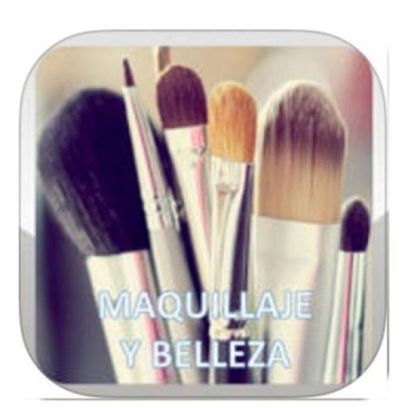 5- Curso de Maquillaje y Belleza. Foto:Moises Moya. Imagen Por: