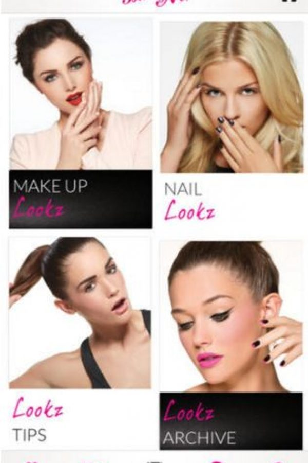 Disponible para iOS y Android. Foto: Barry M Cosmetics Ltd. Imagen Por: