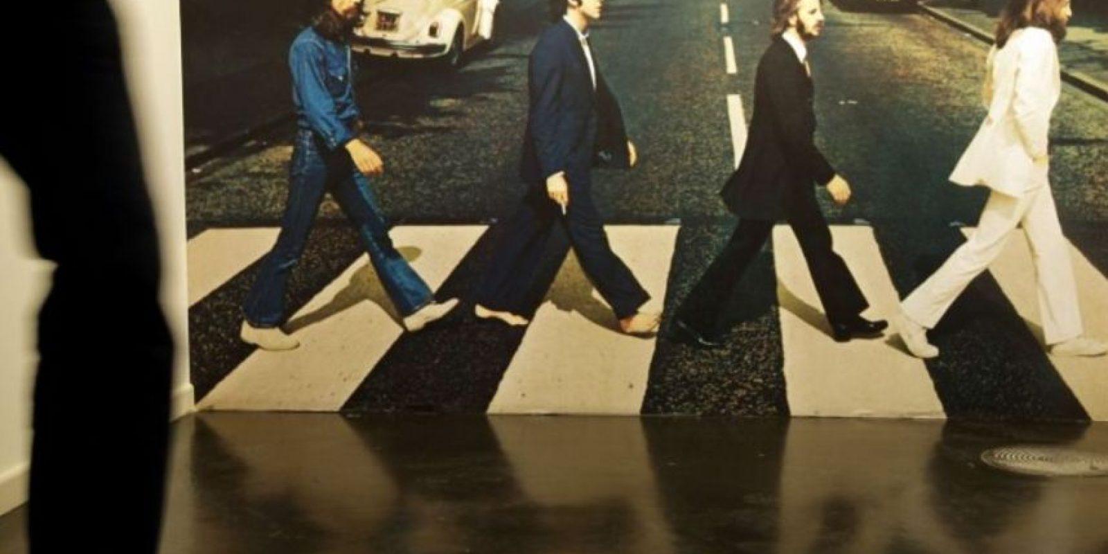 "7. El primer nombre del disco ""Abbey Road"" era ""Everest"". Foto:Getty Images. Imagen Por:"