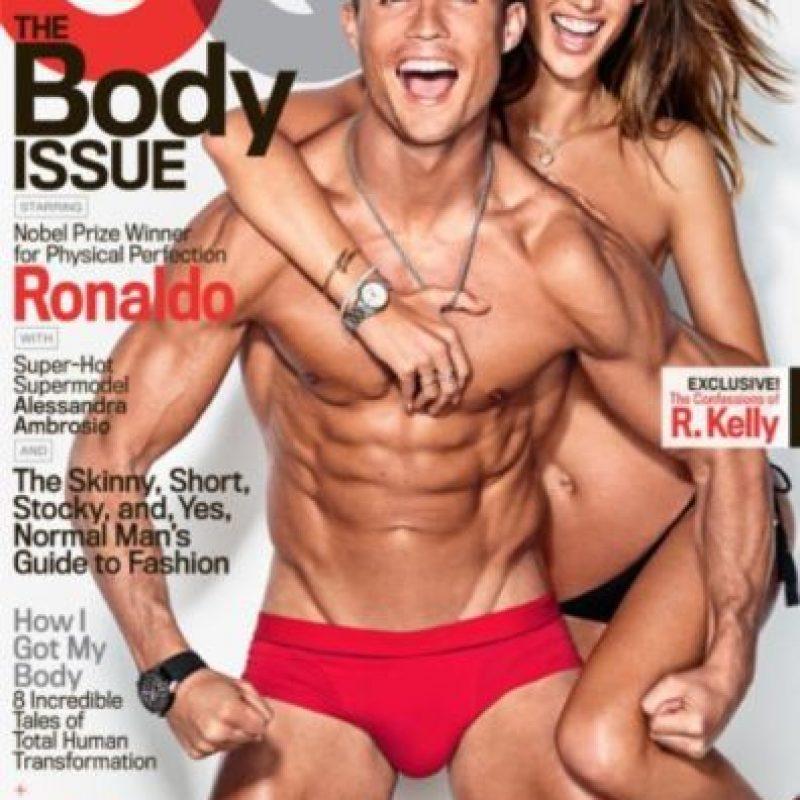 Esta portada será para la próxima edición de febrero. Foto:Grosby Group. Imagen Por: