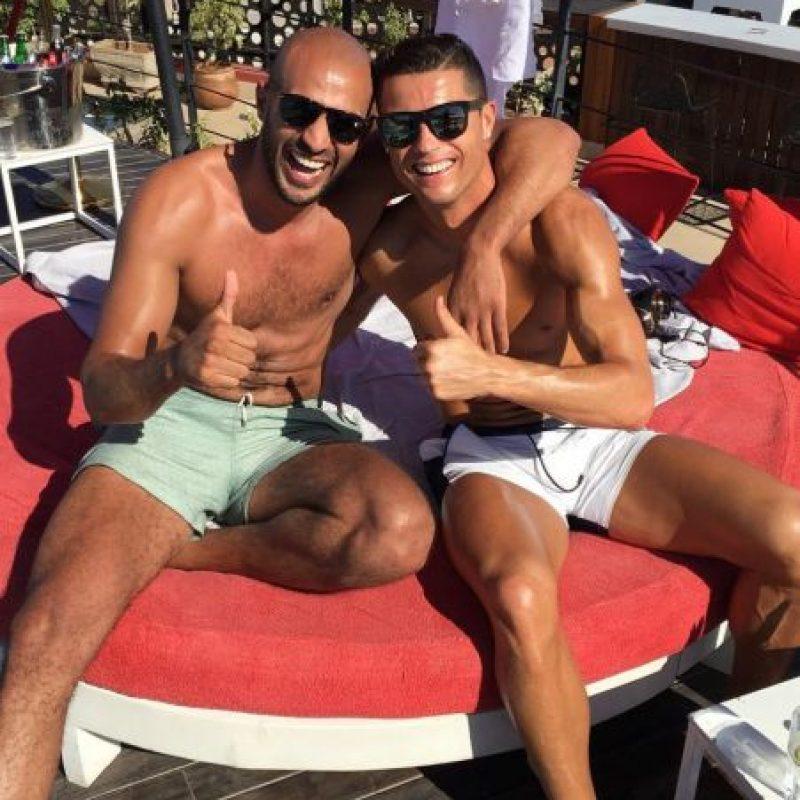 Algunos medios especulan que tiene una relación más que amistosa con el kickboxer Foto:Vía instagram.com/badrhariofficial. Imagen Por: