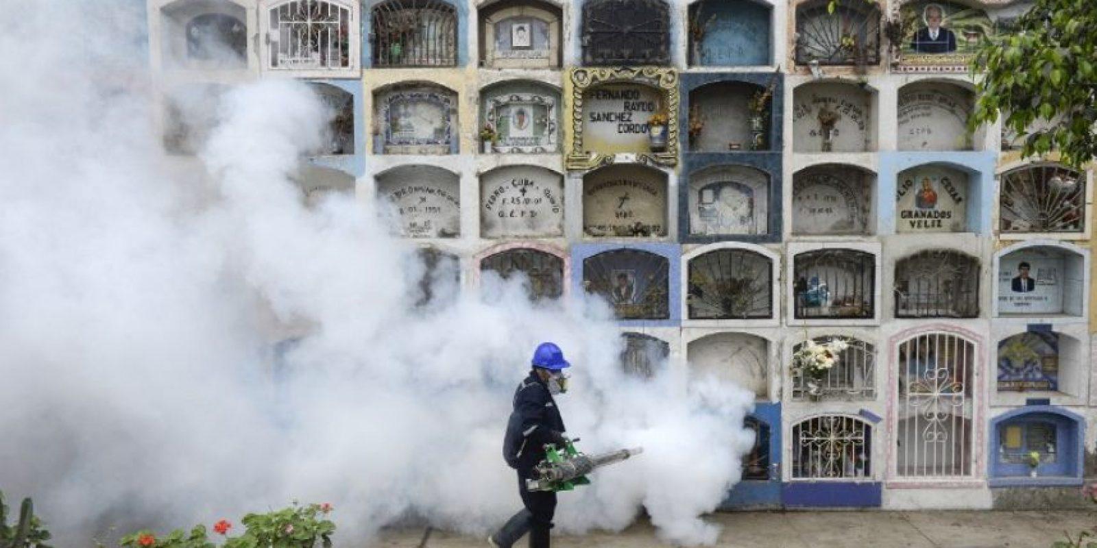 3. ¿Cuáles son sus síntomas? Foto:AFP. Imagen Por: