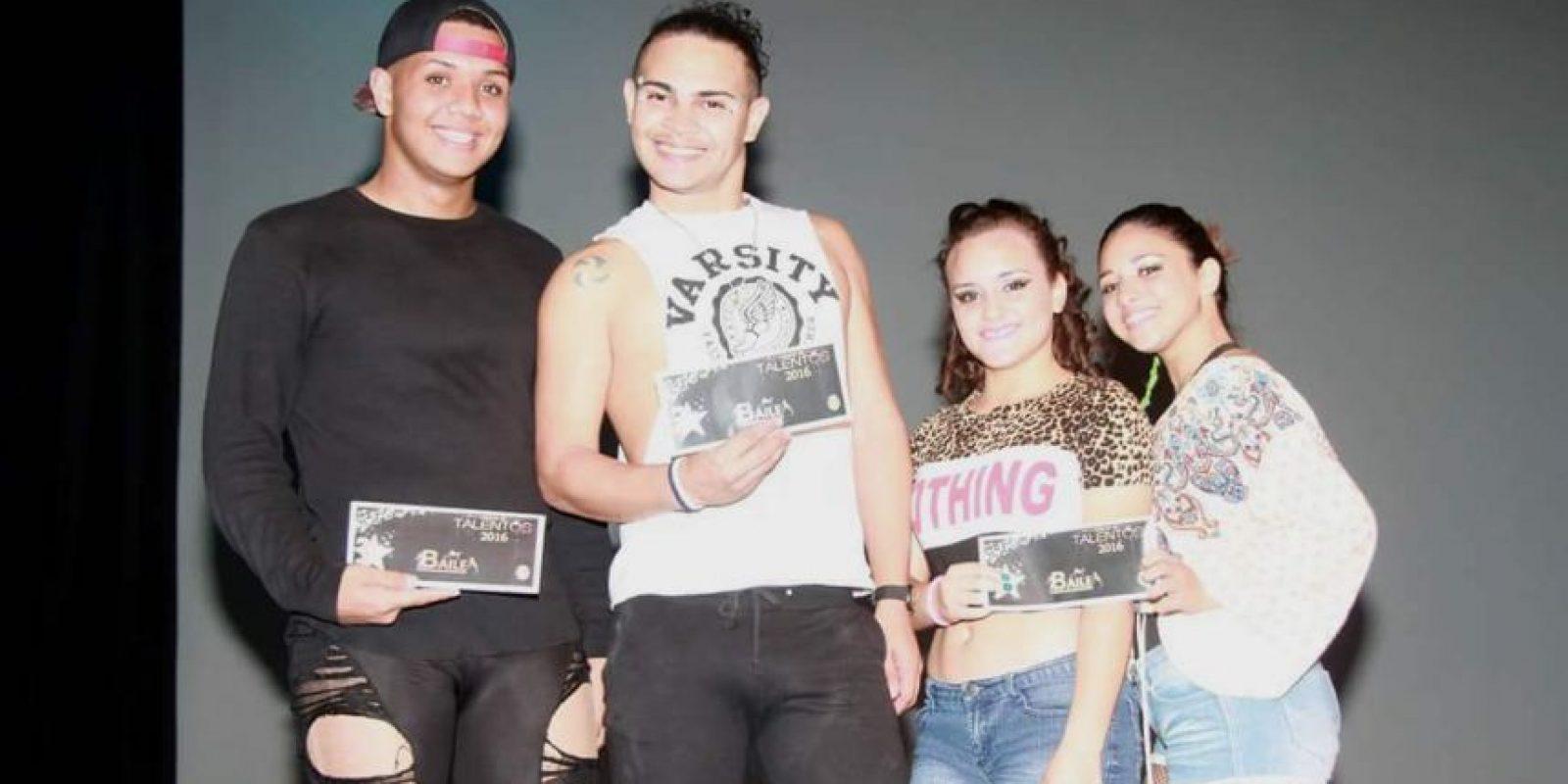 Los ganadores de la categoría de baile. Foto:Inter News Service. Imagen Por: