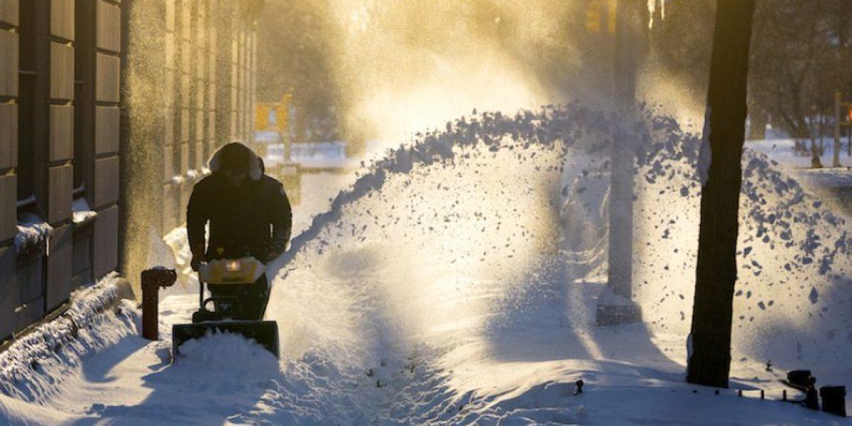 Sube a 20 la cifra de muertes relacionadas con tormenta de nieve