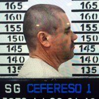 Este es la tercera ocasión que capturan al narco. Foto:AFP. Imagen Por: