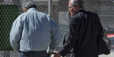 """""""El Chapo"""" se enfrenta a un proceso de extradición a Estados Unidos. Foto:AFP. Imagen Por:"""