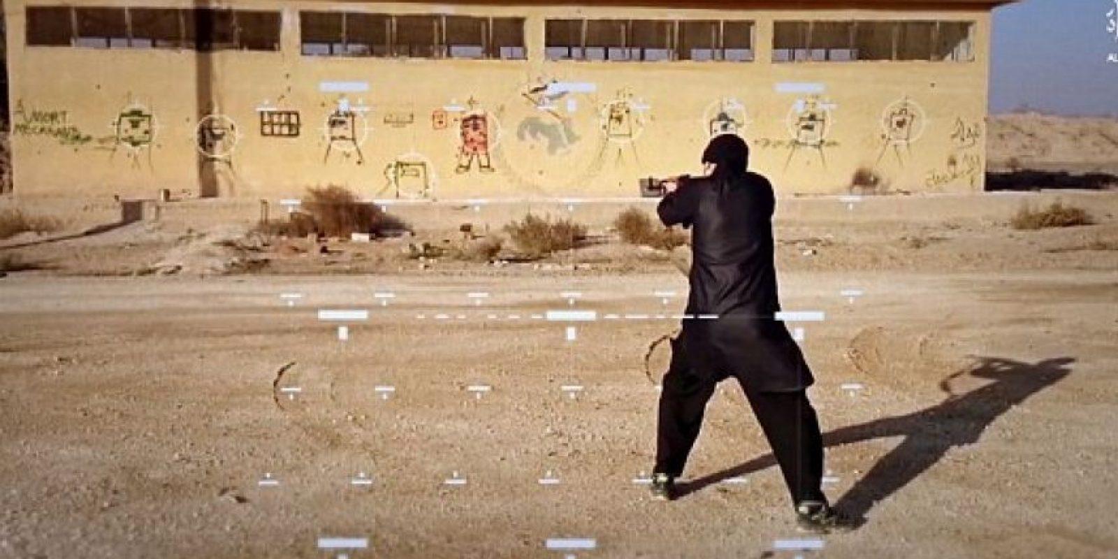 Es hermano de Abdeslam Salah, quien aún continúa prófugo. Foto:Video de Estado Islámico. Imagen Por: