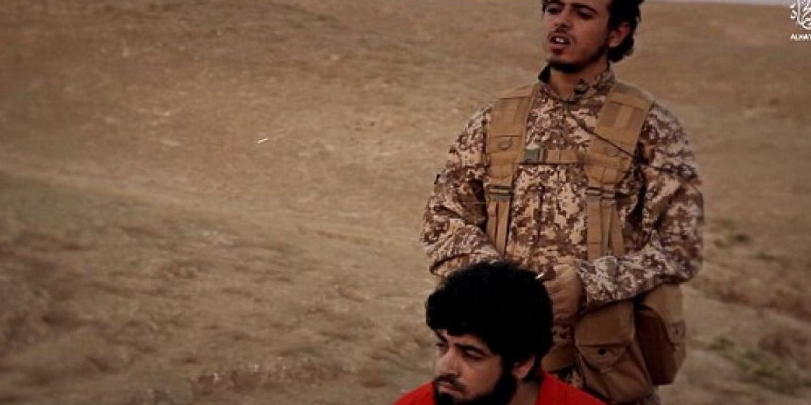 Bilal Hadfi Foto:Video de Estado Islámico. Imagen Por: