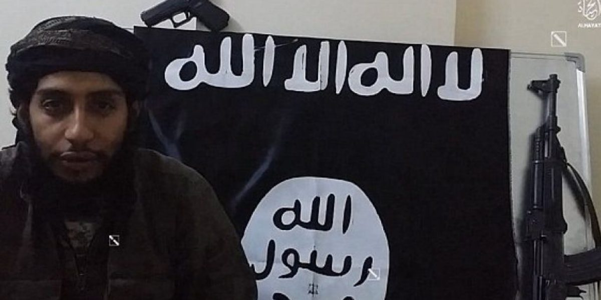Estado Islámico revela vídeo con terroristas de París