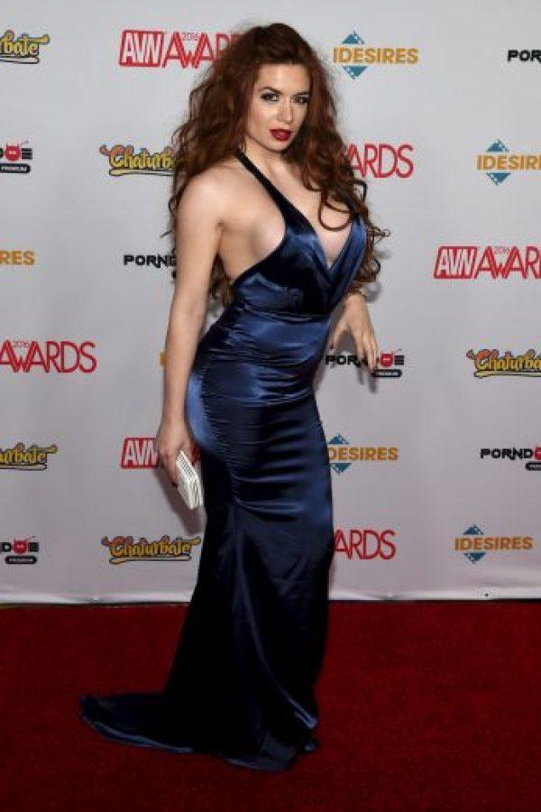 Veronica Vain Foto:Getty Images. Imagen Por: