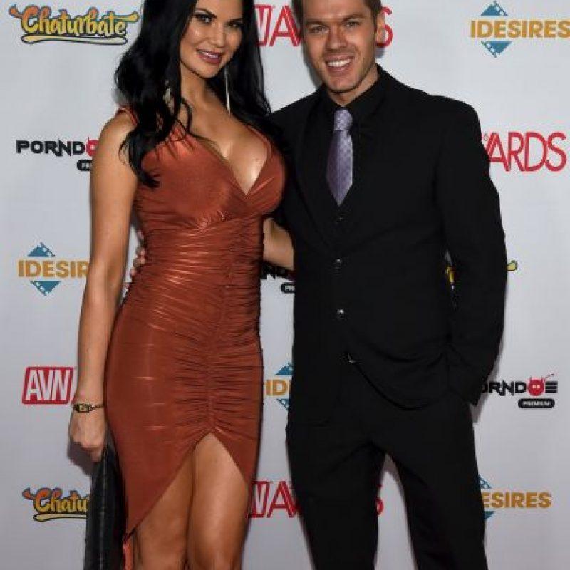 Jasmine Jaye y Ryan Ryder Foto:Getty Images. Imagen Por: