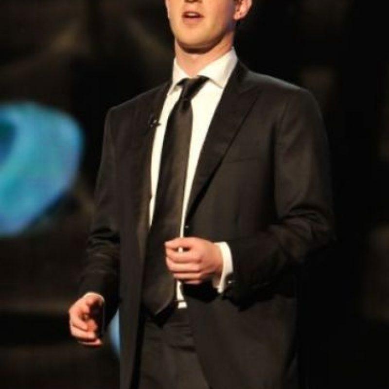 Mark en una entrega de premios en diciembre de 2013. Foto:Getty Images. Imagen Por:
