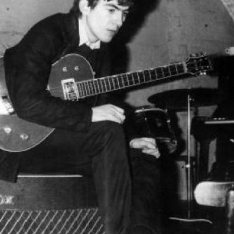 10. George Harrison. Foto: Getty Images. Imagen Por:
