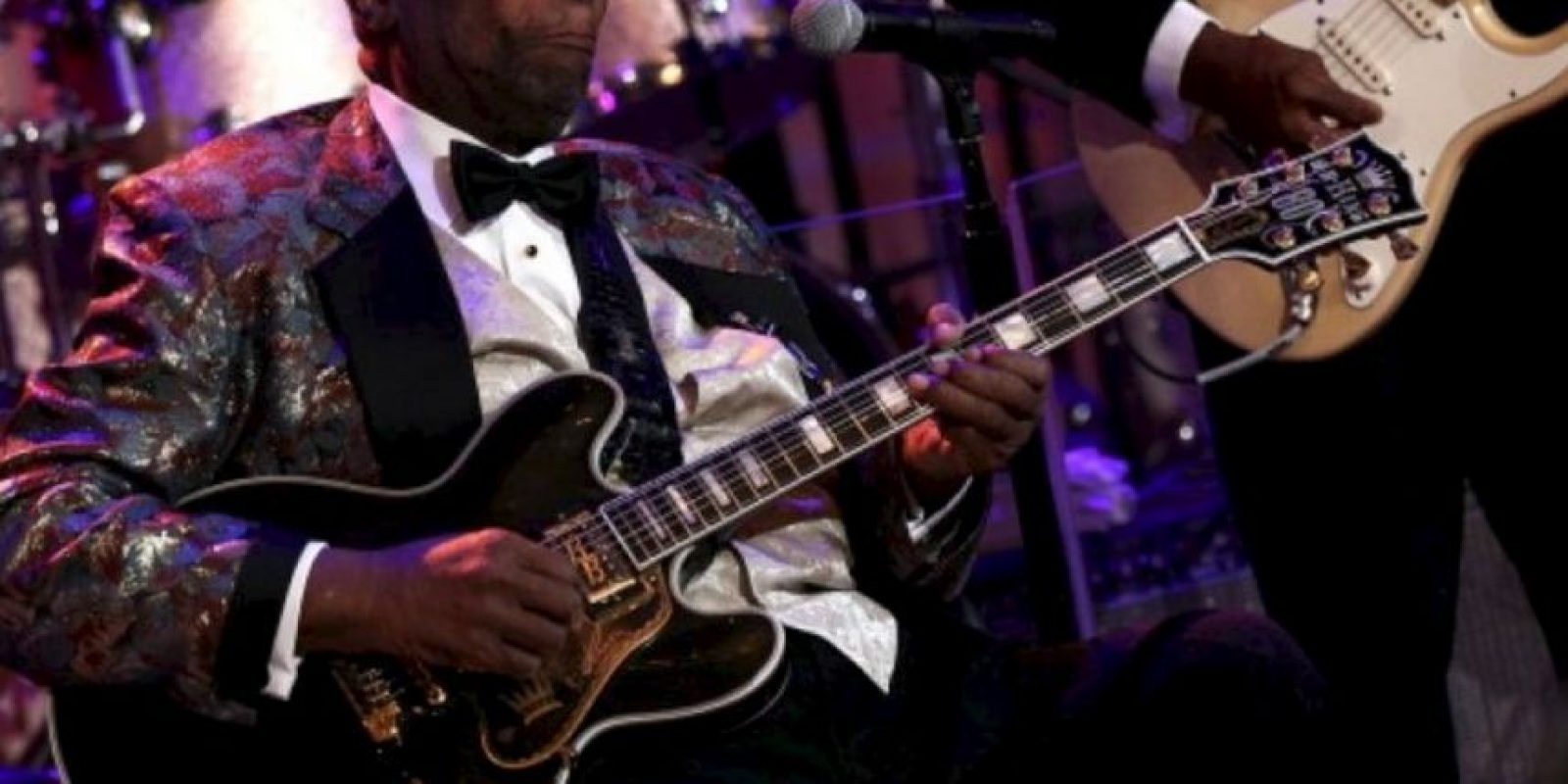 6. B.B. King. Foto: Getty Images. Imagen Por: