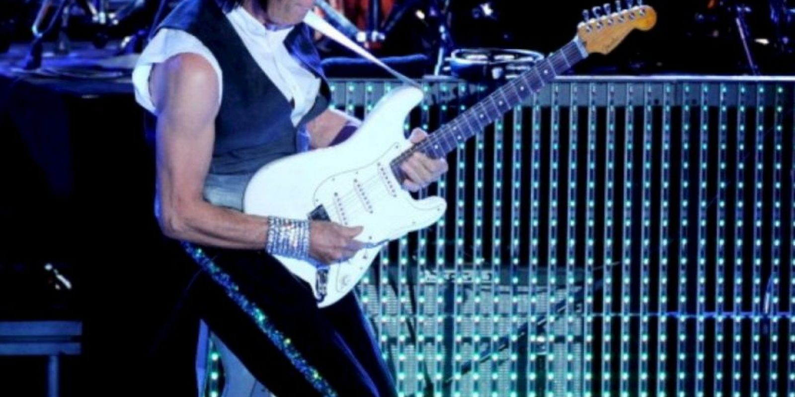 5. Jeff Beck. Foto: Getty Images. Imagen Por: