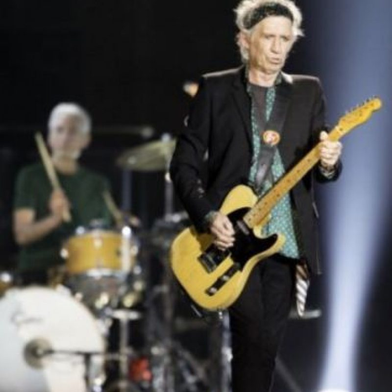 4. Keith Richards. Foto: Getty Images. Imagen Por: