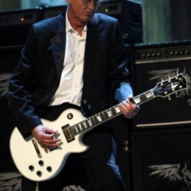 3. Jimmy Page. Foto: Getty Images. Imagen Por: